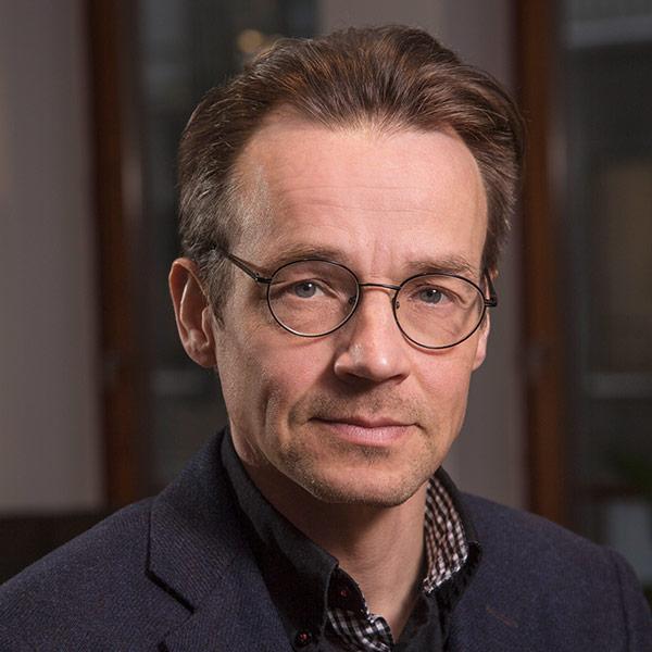 Porträttbild på Markku Rummukainen
