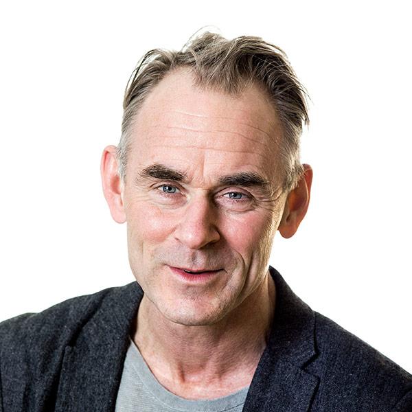 Porträttbild på Sverker Sörlin