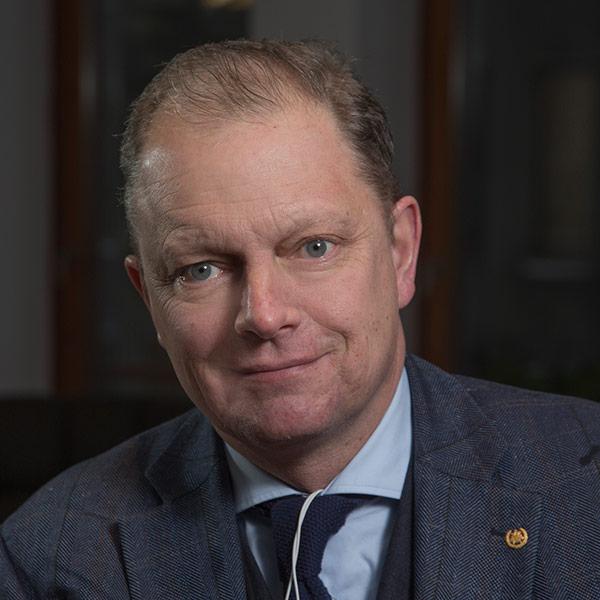 Porträttbild på Tomas Kåberger