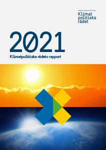 Omslag av rapport 2021